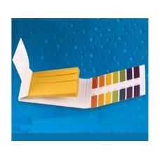 Бумага индикаторная 1-14 pH 80шт