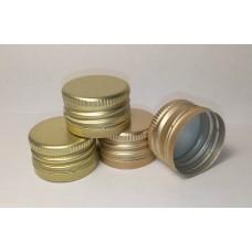 Колпачок 31,5 Золотой (алюминий)