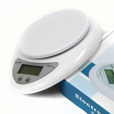 Весы электронные кухонные, (1-5000g)