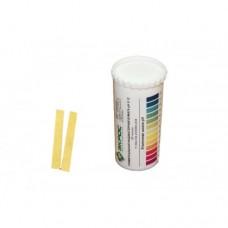 Бумага индикаторная 0-12 pH в тубе 100шт