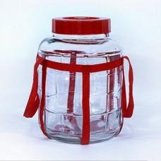 Бутыль (банка) стеклянная GL-70/18л